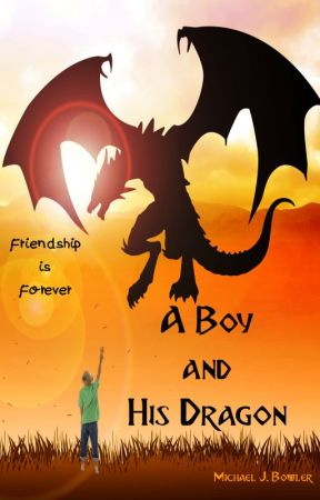 A Boy And His Dragon by MichaelBowler