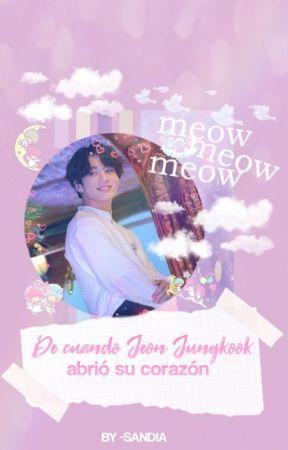 De cuando Jeon Jungkook abrió su corazón (involuntariamente) ♡ Kookmin by sandia-