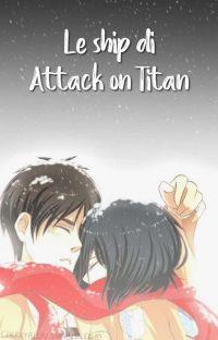 Le ship di Attack on Titan cover