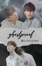 ghostproof • jikook by sleeplessinsp