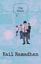 The boys by KailRamadhan