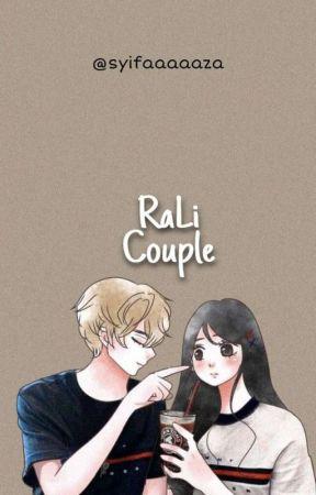 RaLi Couple ( RAIB dan ALI ) by Syifaaaaaza