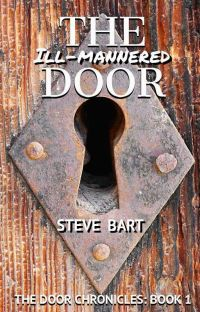 The Ill-mannered Door (humorous sci-fi) cover