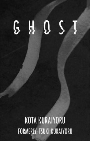 G H O S T [Shota Aizawa x OC] by KotaKuraiyoru