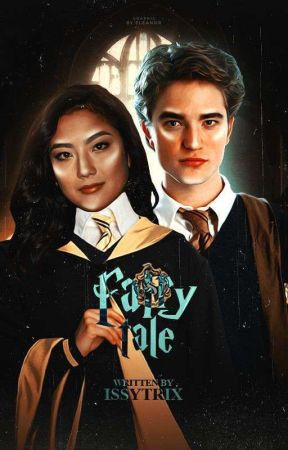 Fairy Tale ━━ Cedric Diggory by issytrix