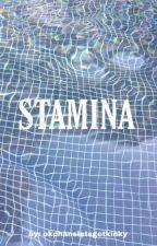 Stamina// phan by OkPhansLetsGetKinky