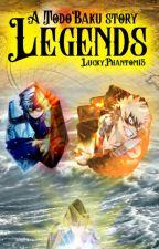 Legends - Pirate AU [BNHA] by LuckyPhantom13