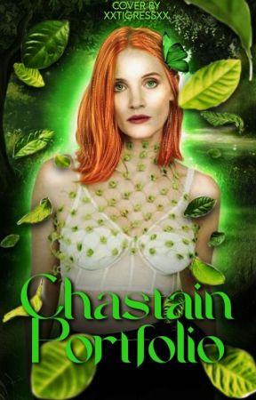 Chastain 》Portfólio by xxtigressxx