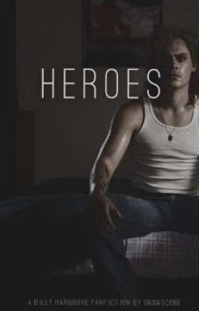 HEROES » Billy Hargrove by snxwscene