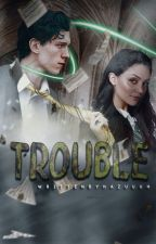 ✓ | TROUBLE, teddy lupin by hazuuuh