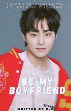 Be My Boyfriend   Exo Xuimin by Hananbajrai913