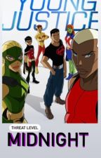 Young Justice: Threat level Midnight by Oc_Creator_