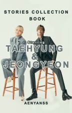 Taehyung & Jeongyeon Stories Collection Book by AenYanss