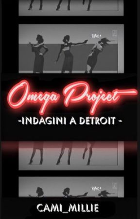 Omega Project by Cami_Millie
