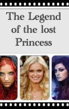 Legend of the lost Princess by PeanutPrincess16
