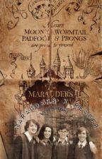 Marauders X Reader by stark_tony70