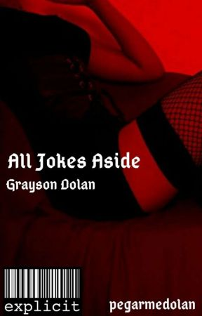 All Jokes Aside  by pegarmedolan