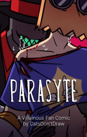 Parasyte by CatsDontDraw