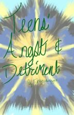Teens' Angst and Detriment (TS Little! Sides AU) by Turtles4dayyyz