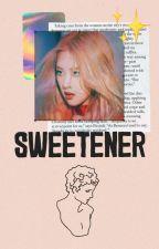 sweetener   rosé × bts by CUTIEEPIE14