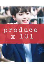 produce x 101 fanfic by naninini44