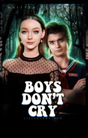 Boys Don't Cry ⤷ 𝐒𝐭𝐞𝐯𝐞 𝐇𝐚𝐫𝐫𝐢𝐧𝐠𝐭𝐨𝐧 by Uncharted_TLOU_13