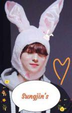 Sungjin's by clou3elf