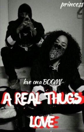 A Real Thugs Love ❤️ by Princess_g_Pearce