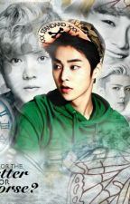 For the Better or Worse? | Book 1 | Xiuhan/Lumin| -Rewriting- by Sweet_love_Exo_ships