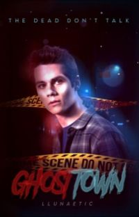 GHOST TOWN ⇀ ( kevin keller ) ✓ cover