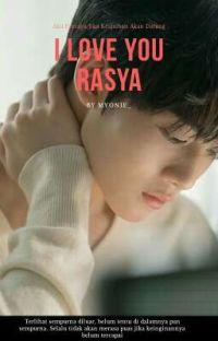 I LOVE YOU RASYA | Finish cover