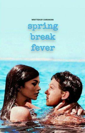 spring break fever | petermj au (completed) by miasmoak