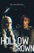 Hollow Crown ↬ Daenerys Targaryen by moulrose