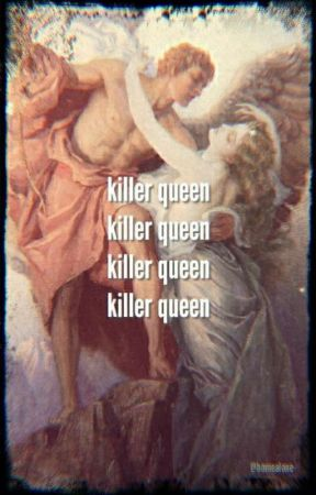 killer queen || crowley by homealone-