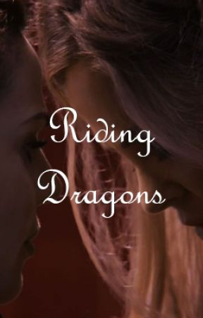 Riding Dragons by CoppeliaRose