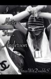 I Hate You, Anderson (girlxgirl) cover