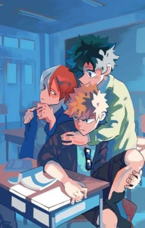 ♡My Love Is Only His♡ ◇TodoBakuDeku◇ by K1ttyk1tty