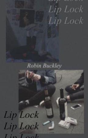 Lip Lock ➢ Robin Buckley  by lustmarae