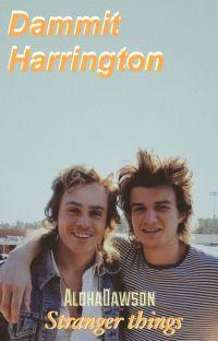 Dammit Harrington || Steve Harrington x Reader cover