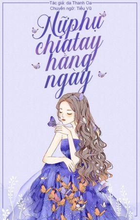 HOÀN - Nữ phụ chia tay hằng ngày - da Thanh Oa by tieuvu34