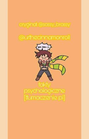 Fakty psychologiczne [TŁUMACZENIE] by Urabaro-The-Fool