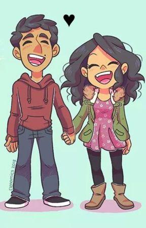 Elena y Luis ♥ #Comic by Emily_DBM