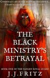 Tales of the Vangen: The Black Ministry's Betrayal (Book 1) cover