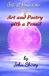 Art et Poésie au Crayon (Art and Poetry with a Pencil) cover