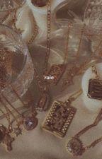 rain ~ george harrison  by purplehqze