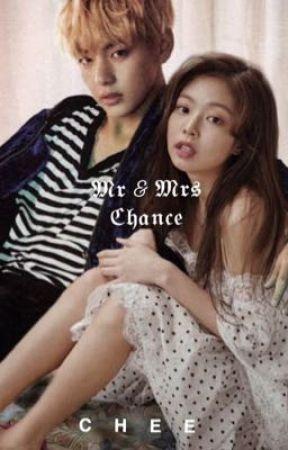 Mr & Mrs Chance (BTS Taehyung FF) by ItsCheeXO