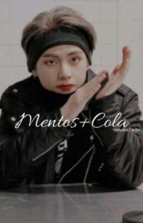 Mentos+Cola | VKOOK by umansare