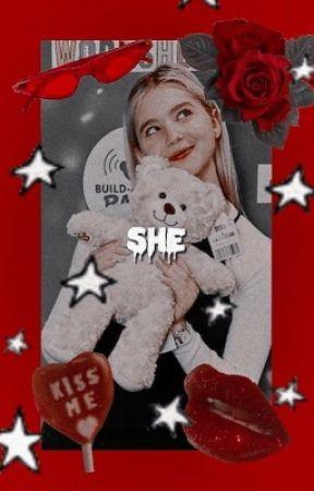 she,    sadie sink by maxmayfieIds
