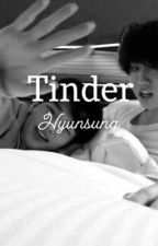 Tinder ⌁ Hyunsung by markssecondgaysister