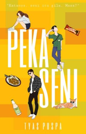 PEKA SENI by Tyasapsup